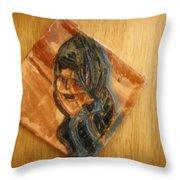 Tuesday - Tile Throw Pillow