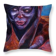 Tuesday Throw Pillow