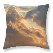 Tuesday Sunrise Throw Pillow