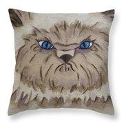 Tuffy Throw Pillow