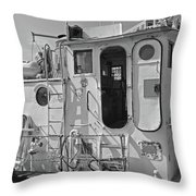 Tug At My Heart Throw Pillow