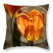 Tulip 1b Throw Pillow