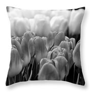 Tulip 33 Throw Pillow