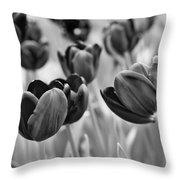 Tulip 84 Throw Pillow