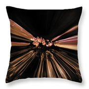 Tulip Impression. Throw Pillow