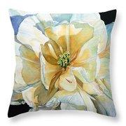 Tulip Intimate Throw Pillow
