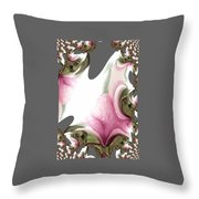 Tulip Tree Blossom By Earl's Photography Throw Pillow