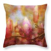 Tulip Tree Candelabra 8864 Idp_2 Throw Pillow