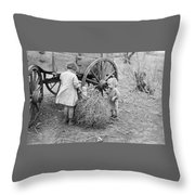 Tumbleweed Dolls Throw Pillow
