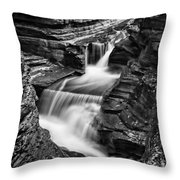 Tumbling Waters #2 Throw Pillow