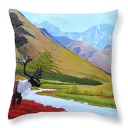Tundra Throw Pillow