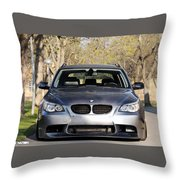 Tuned Throw Pillow