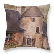 Turenne  Throw Pillow