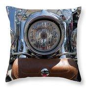 Turgalium Motorcycle Club 05 Throw Pillow