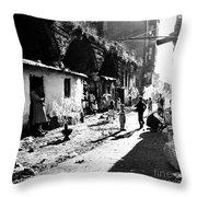 Turkey: Istanbul, 1952 Throw Pillow