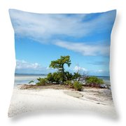 Turks And Caicos Throw Pillow