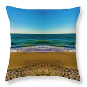 Turn The Page Throw Pillow