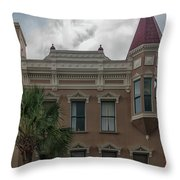 Turret Style Throw Pillow