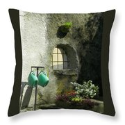 Tuscan Afternoon Throw Pillow