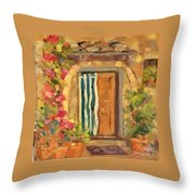 Tuscan Charm Throw Pillow