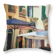 Tuscan Sunlight Throw Pillow