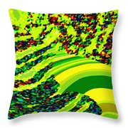 Tuscany Hills Throw Pillow