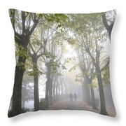 Tuscany Love Throw Pillow