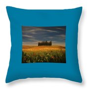 Tuscany Soldiers  Throw Pillow