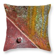 Tussled Throw Pillow