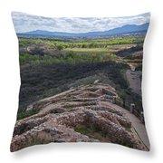 Tuzigoot National Monument Throw Pillow