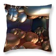 Tw 21 Throw Pillow