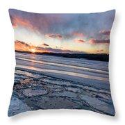 Twilight 4 Throw Pillow