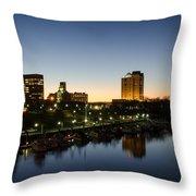 Twilight Augusta Throw Pillow