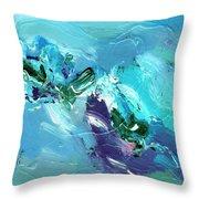 Twilight Big Sur Throw Pillow