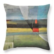 Twilight Harvest Throw Pillow