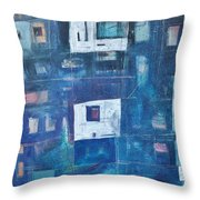 Twilight Highrise Throw Pillow