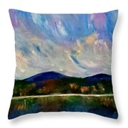 Twilight Larger Options Throw Pillow