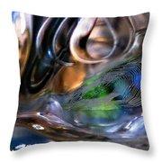 Twilight Zone Throw Pillow
