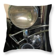 Twilite Throw Pillow