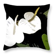 Twins Work Number 10 Throw Pillow