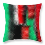 Twirl Art 0916 Throw Pillow