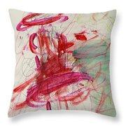 Twirl Throw Pillow