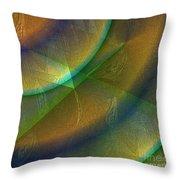 Twist 081117 Throw Pillow