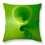 Twist Throw Pillow
