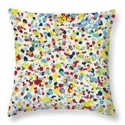 Twista Bees Detail Throw Pillow