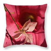 Two For One Throw Pillow