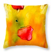 Two Love In One Throw Pillow