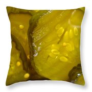 Two Seeds In One Throw Pillow