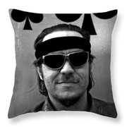 Two Weeks In Poughkeepsie Throw Pillow