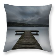 Twomilegate 28-2-2012 1 Throw Pillow